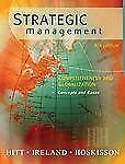Strategic Management Cases: Competitiveness and Globalization: Cases (with CD-RO