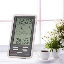 DC801 Digital LCD Humidity Hygrometer Temperature Thermometer Indoor Outdoor New