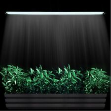 4' FT New T5 Hydroponic Grow Light 6500K Bulbs 2 Fluorescent Lamps Tubes Ve