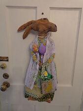 Primitive Bunny Door/Wall Hanging #5