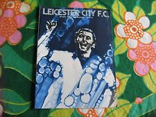 Leicester City v Wolverhampton Wanderers Football League Division 1 1972