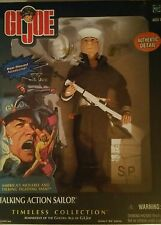 G.I. JOE Talking Action SAILOR Timeless Collection NIB.