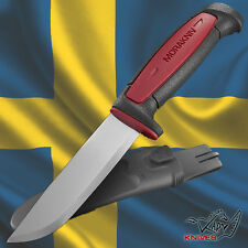 MORAKNIV PRO C - MORA of Sweden Survival, Outdoor Knife with Sheat, CARBON STEEL