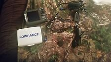 lowrance elite 5 chirp with extras