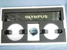 OLYMPUS OM ZUIKO 90th ANNIVERSARY SPACE PROJECT COMMEMORATIVE KIT NEW VERY RARE