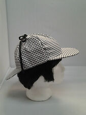 Sherlock Holmes Hat Detective Cap Cosplay Teen to Adult Size