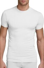 $55 CALVIN KLEIN Men Micro Modal S/S CREW NECK T-SHIRT White U5551 UNDERSHIRT XL