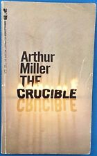 THE CRUCIBLE by Arthur Miller (1967) Bantam pb