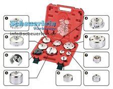 Ölfilterschlüssel 9-teilig - Spezial Schlüssel zum Ölfilter wechseln austauschen