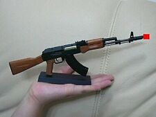 Ak-74 (Ak-47 Variant) Rifle Display Model, Downsized Scale 1:3, Metal & Plastic