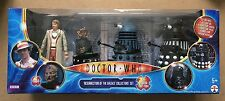 Doctor DR WHO 5th Dottore RESURREZIONE dei Dalek Action Figure Set