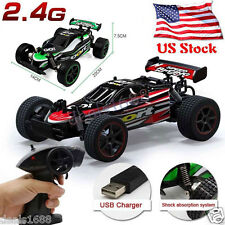 1/20 2WD High Speed Radio Remote control RC RTR Racing buggy Car Off Road US
