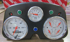 TOYOTA LAND CRUISER FJ40 DASH GAUGE SET landcruiser FJ 40 45 AUTOMETER WHITE
