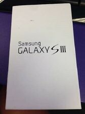 Samsung Galaxy S III GT-I9300 4G (Unlocked) Smartphone White with free case