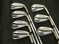 New Taylormade Speed Blade Irons 4-PW Speedblade Iron set Regular Flex Steel