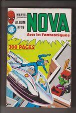 NOVA. Album éditeur n°19 (n°70, 71, 72). LUG 1984 - ETAT NEUF