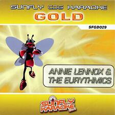 Sunfly Karaoke Gold 29 - Annie Lennox & Eurythmics (CD+G) - DIRECT FROM SUNFLY