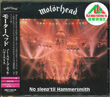 MOTORHEAD-NO SLEEP 'TIL HAMMERSMITH-JAPAN CD Bonus Track C94