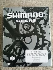 Shimano Tourney Revoshifter 3 SPEED LEFT HAND Gear Shifter UZ1