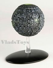 Eaglemoss Diecast Star Trek Borg Sphere #10 With Magazine