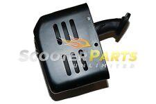 Muffler Exhaust Pipe  HAWG TY Mini Bike 5.5HP 6.5HP 163cc 196cc Engine Motor