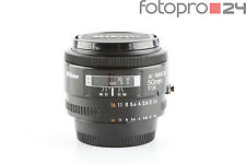 Nikon AF Nikkor 50 mm 1.4 + bene (576912)