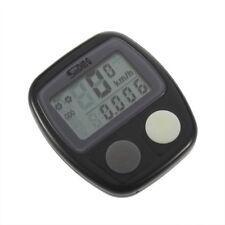 14 Functions Cycling Bike Cycle LCD Computer Odometer Speedometer Waterproof OV
