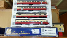 "Lima Collection 149812 RAe 1051 TEE ""Gottardo"" set 4 elementi"