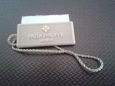PATEK PHILIPPE Hangtag Sello Seal Cachet Sigillo GENEVE 5296G-010 Etiqueta TAG