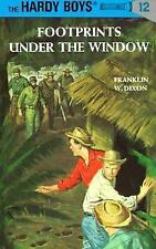 The Hardy Boys: Footprints under the Window 12 by Franklin W. Dixon (1933,...