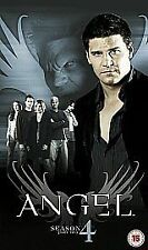 Angel, Series 4 Part 2 [VHS] [2000], Good VHS, David Boreanaz, Charisma Carpent,
