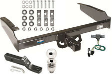 1997 FORD F-250 F-350 HEAVY DUTY COMPLETE TRAILER HITCH PACKAGE W WIRING KIT NEW