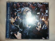 Robbie Williams - Life Thru A Lens CD VGC