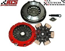 ACS PRO-RACING STAGE 3 CLUTCH KIT+CHROMOLY FLYWHEEL 2003-2008 TIBURON 2.7L SE GT