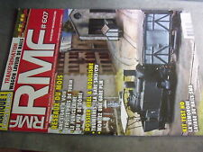 µ? revue RMF n°607 Thumieres Gare PLM Funiculaire Puy de Dome RE 4/4 II