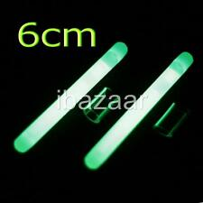 10 x 60mm NIGHT FISHING Fluorescent Glow Stick OZseller