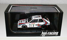HPI Racing 967 1/43 Lancia Delta S4 Rallye San remo 1986 Alen RARE