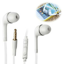 New Earphone Earbud Headphone with Mic ForSmart Phone Samsung Galaxy S3 S4