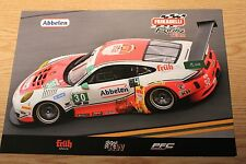 2016 IMSA FRIKADELLI PORSCHE Hero Card Le Mans Rolex 24 Hours at Daytona