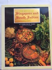 Cookery Book - The Magic of Singapore and South Indian Cooking by Rama
