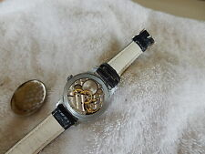 AUTHENTIC VINTAGE SOVIET USSR WATCH. STURMANSKIE. MILITARY PILOT WATCH. SERVICED