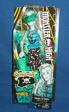 "Monster High ShriekWrecked Gil ""Gillington"" Webber Doll - NEW - Hard to Find"