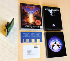 Shadow Of The Beast 3 with Pin Badge (Psygnosis) - Amiga