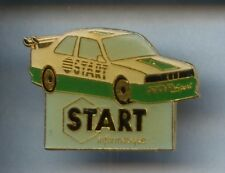 RARE PINS PIN'S ..  AUTO CAR RALLYE BMW START INFORMATIQUE  ¤2S