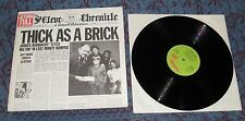 LP JETHRO TULL: thick as a brick (Gimmix-Cover Zeitung newspaper)