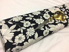 Elástico Jersey Viscosa Floral / Estampado Mariposa Vestido/Manualidades Telas
