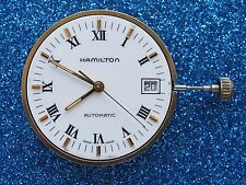 HAMILTON AUTOMATIC DIAL & MOVEMENT CAL.ETA 2824-2 SWISS MADE 100% ORIGINAL