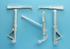 Sukhoi T-50 Landing Gear for 1/72nd Scale Zvezda, Revell Models SAC 72050