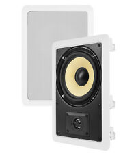 VM Audio Elux 6.5-Inch 225W 2-Way In-Wall Surround Sound Speaker | VM-WA525-E