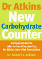 Dr Atkins New Carbohydrate Counter,